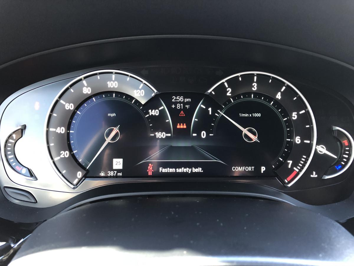 Instrument Cluster 6WA or 6WB? - Bimmerfest - BMW Forums