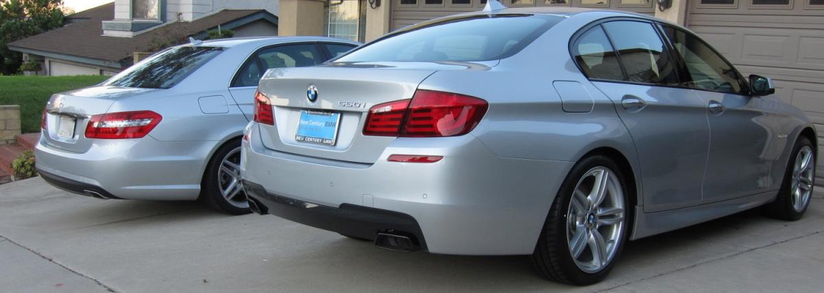 photos of f10 and w212 - bimmerfest - bmw forums
