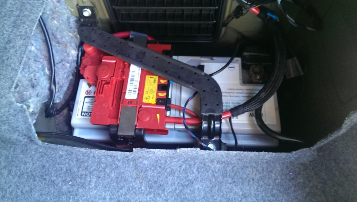2009 bmw 328i convertible battery