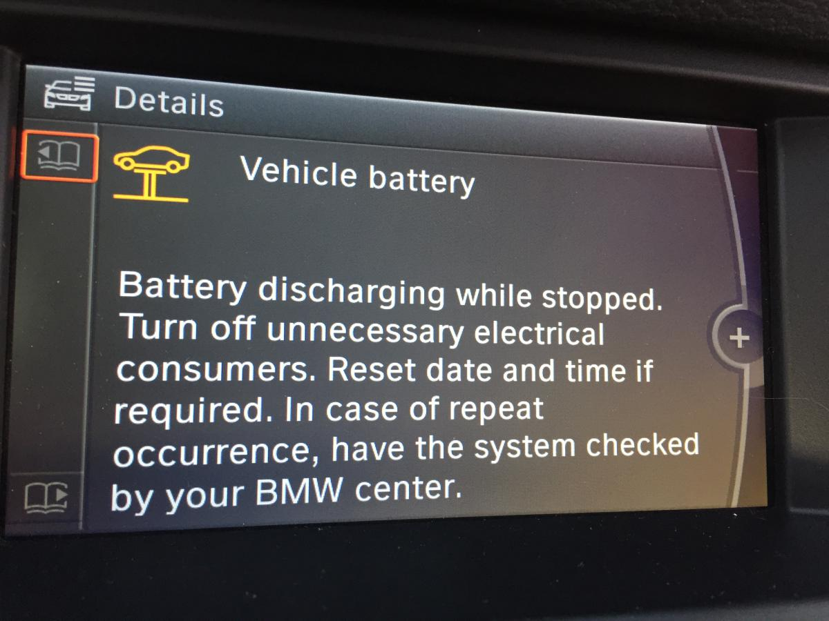 Battery Discharge Warning Kia Forum