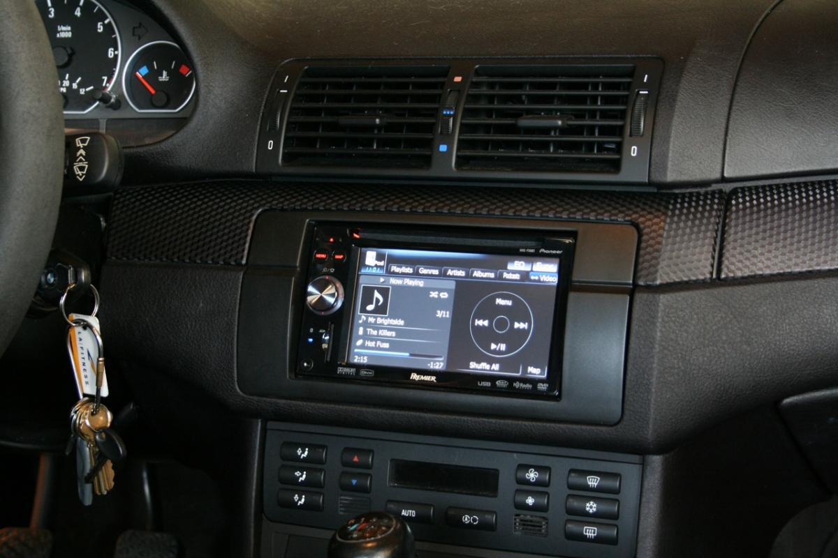 2001 Bmw 325i Radio Thxsiempre