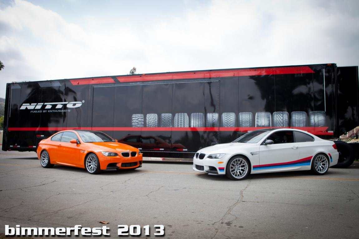 BMW M3s and Nitto Tire