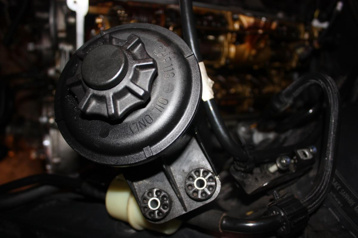 Power steering fluid/hydraulic - Bimmerfest - BMW Forums