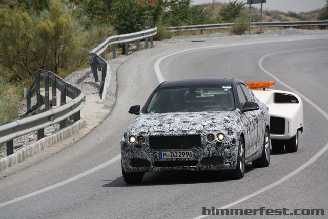 Is This the Upcoming 3 Series GT Testing in Spain?