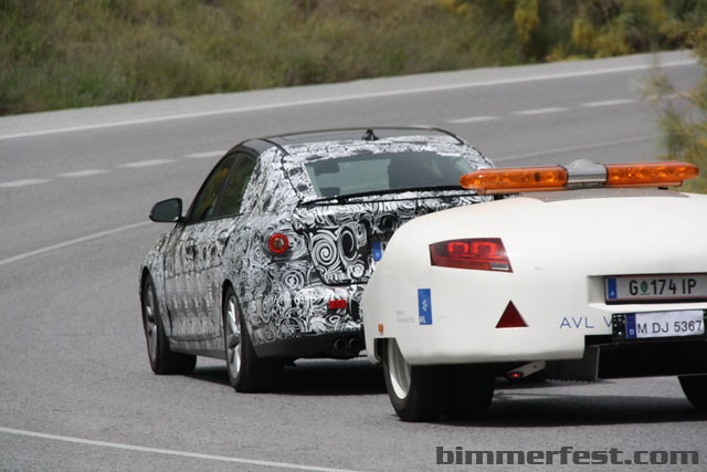 2013 BMW 3 Series GT Spy Photos