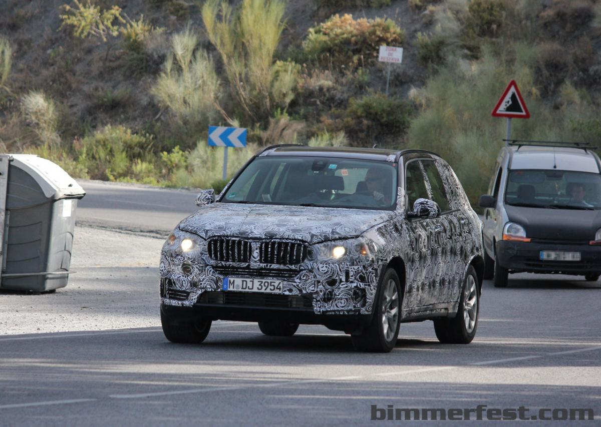We Have New Spy Photos of the Next Generation BMW X5