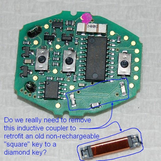 Diamond key replacement batteyr DIY NO 56K  Bimmerfest  BMW Forums