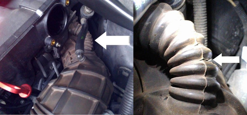 General diagnostic procedure for a single or multi-cylinder E39