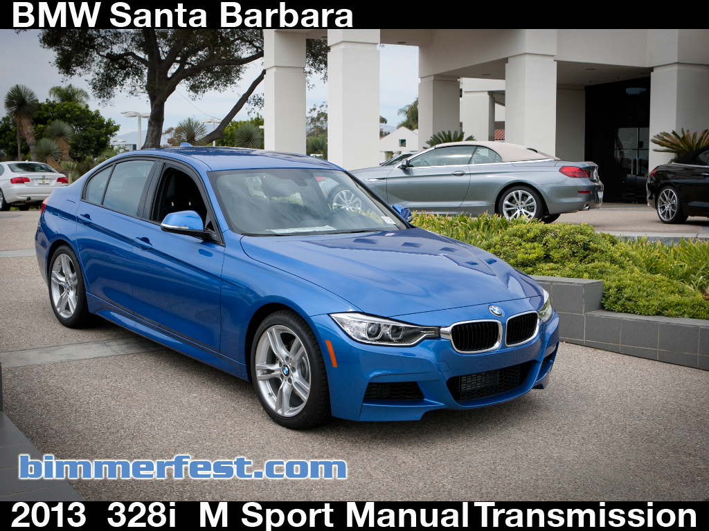 Rare buying opportunity 2013 328i Estoril Blue M Sport with