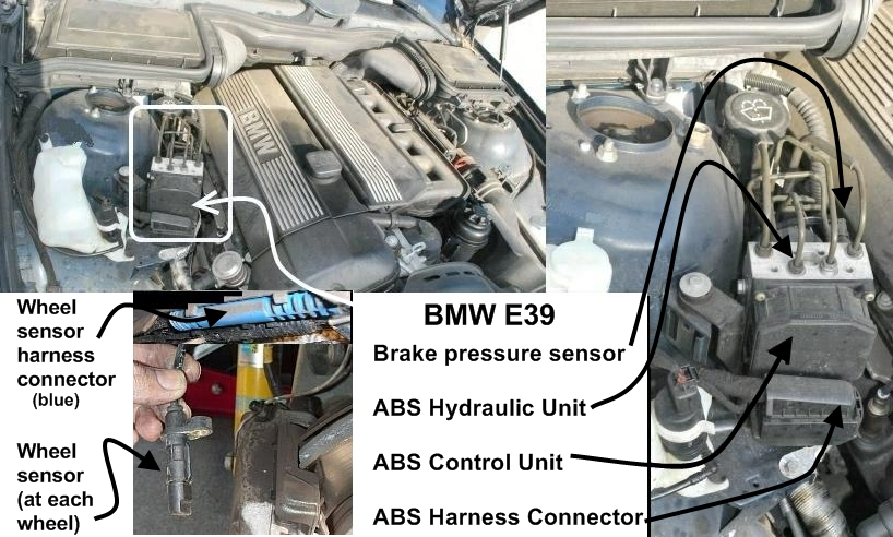 bimmerfest - bmw forums - view single post - 2002 e39 asc brake abs lights  on => diagnostic procedure & parts location