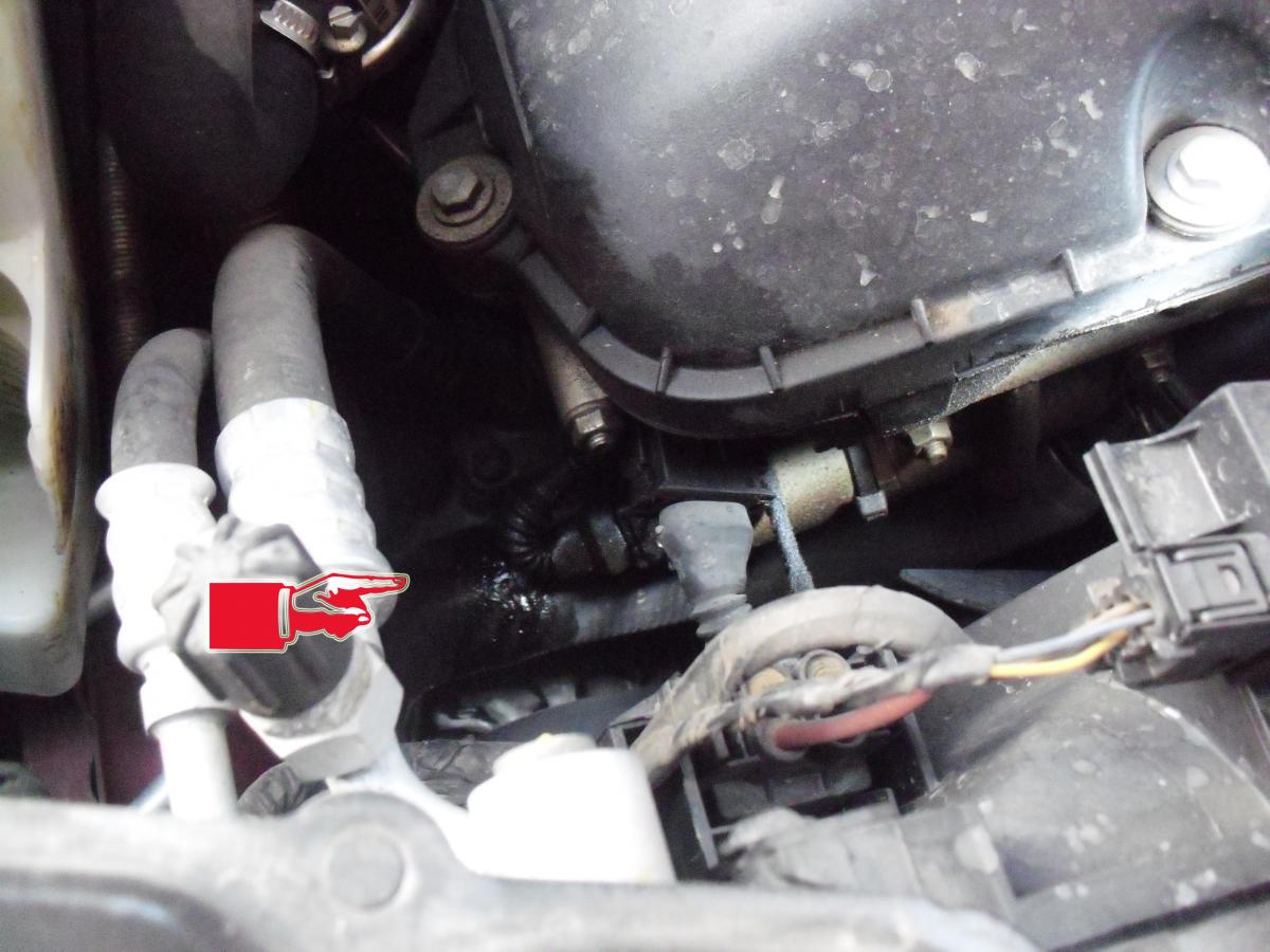 Leaking oil from this hosewire see pics bimmerfest bmw forums click image for larger version name leakg views 850 size 1147 sciox Choice Image