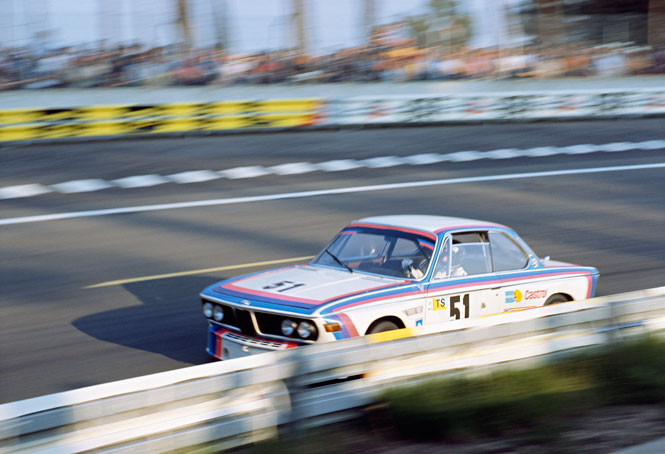 BMW at Le Mans Classic 2012