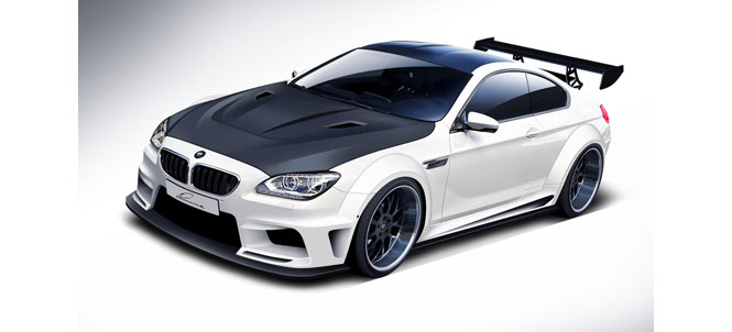 LUMMA Design Tunes the All New F13 BMW M6