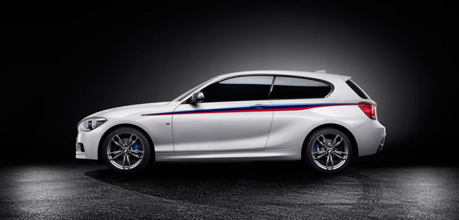 BMW Unveils the M135i Concept with Sporty M Styling for a Geneva Auto Show Debut
