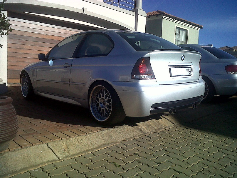 E46 Ti Compact 'M3 Powered