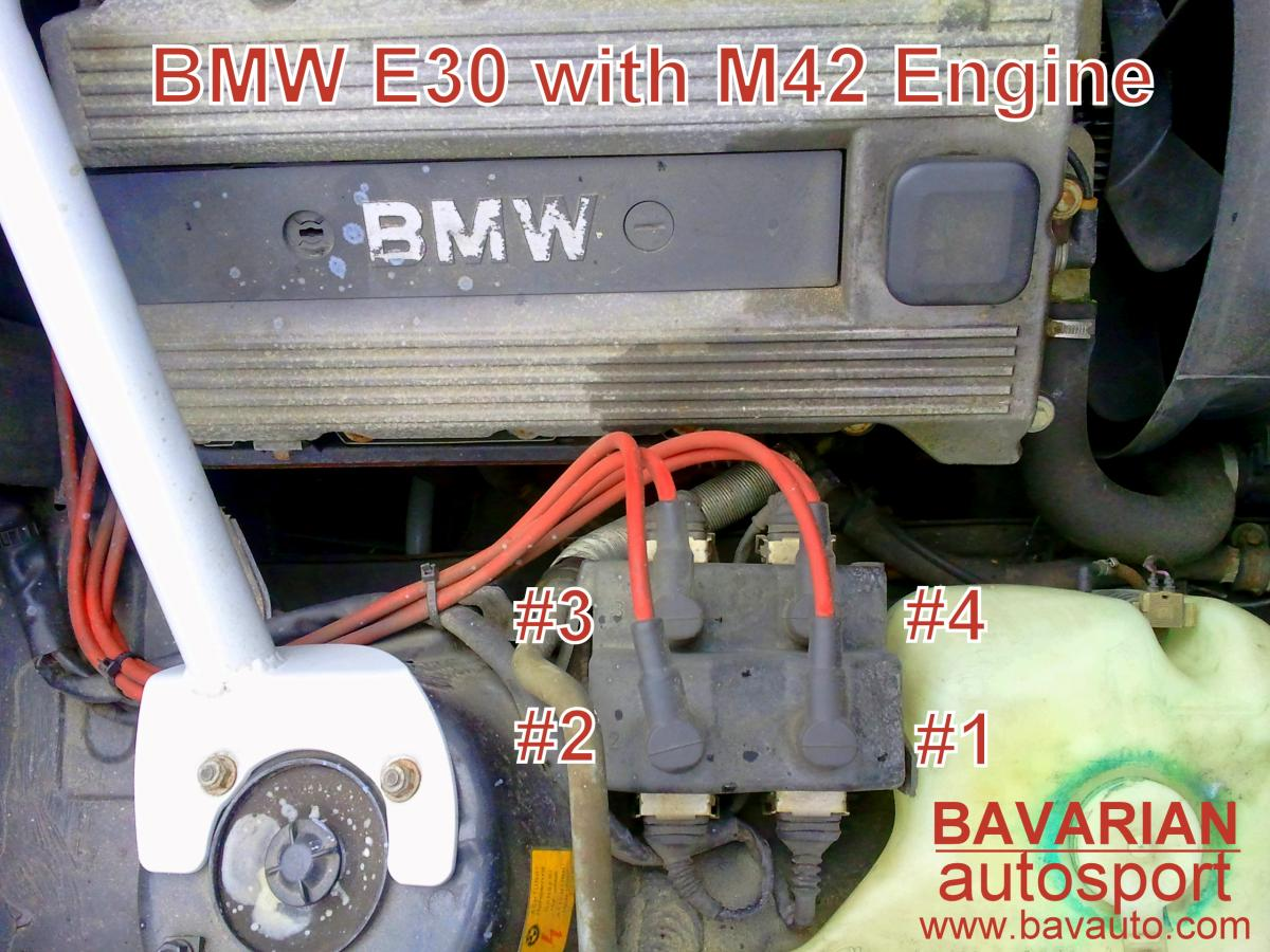 Recent Engine Change Bimmerfest Bmw Forums Ignition Coil Wiring Harness Click Image For Larger Version Name M42 Views 458 Size
