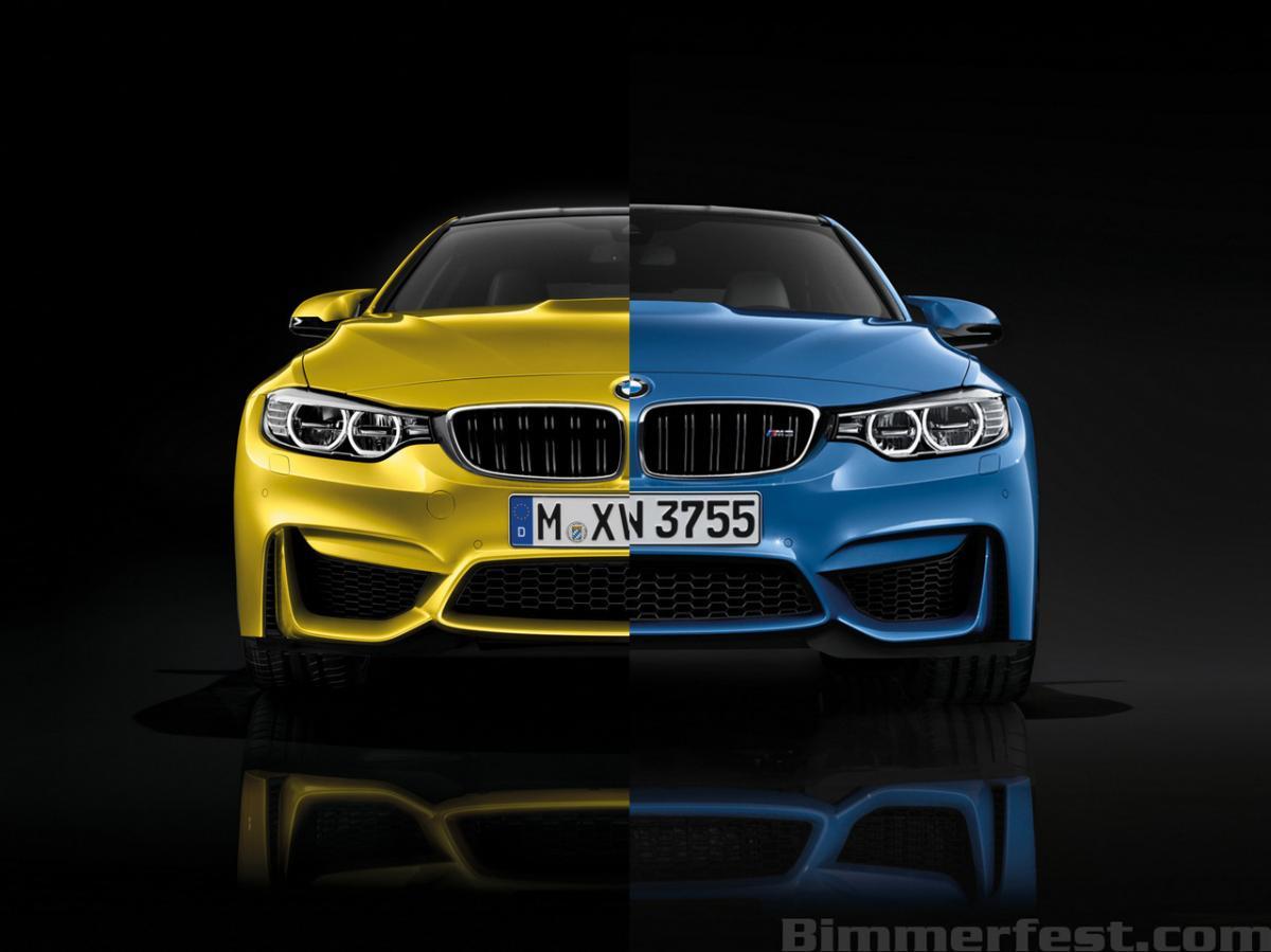 Coupe Vs Sedan >> Half and Half: 2015 BMW M4 vs. M3 - E46Fanatics