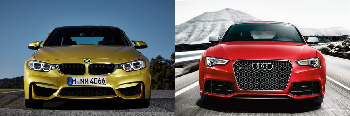M4 vs  The Competition: Audi RS5 - Bimmerfest - BMW Forums