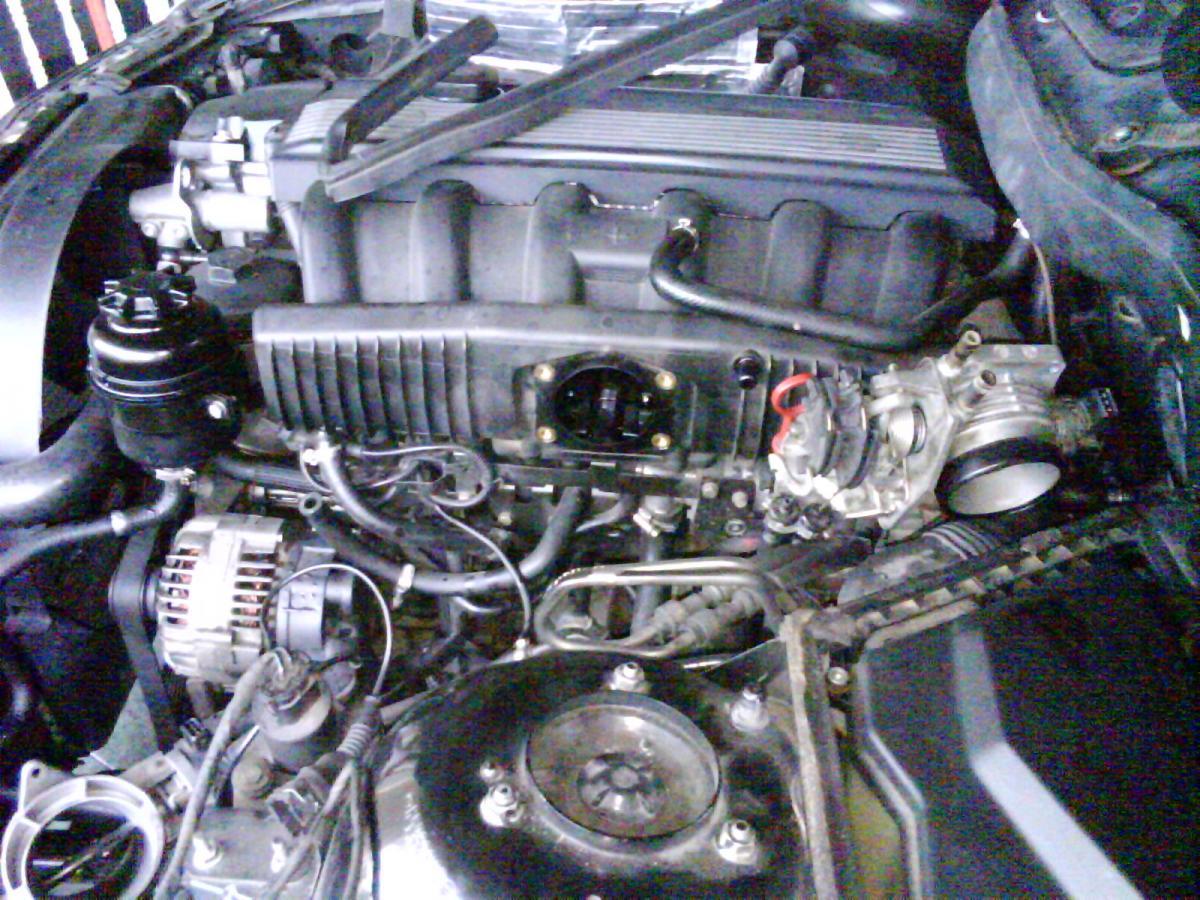 m52b28 inlet manifold temp sensor - Bimmerfest - BMW Forums