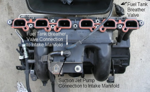 Bmw E46 Engine Intake Manifold Diagram Bmw Free Engine Image For