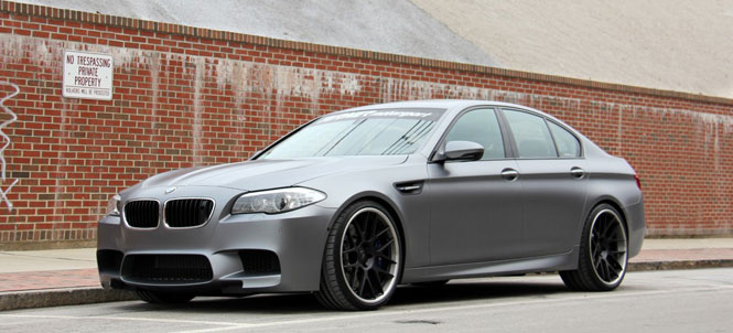 TMS M5 on Vorsteiner VS-340