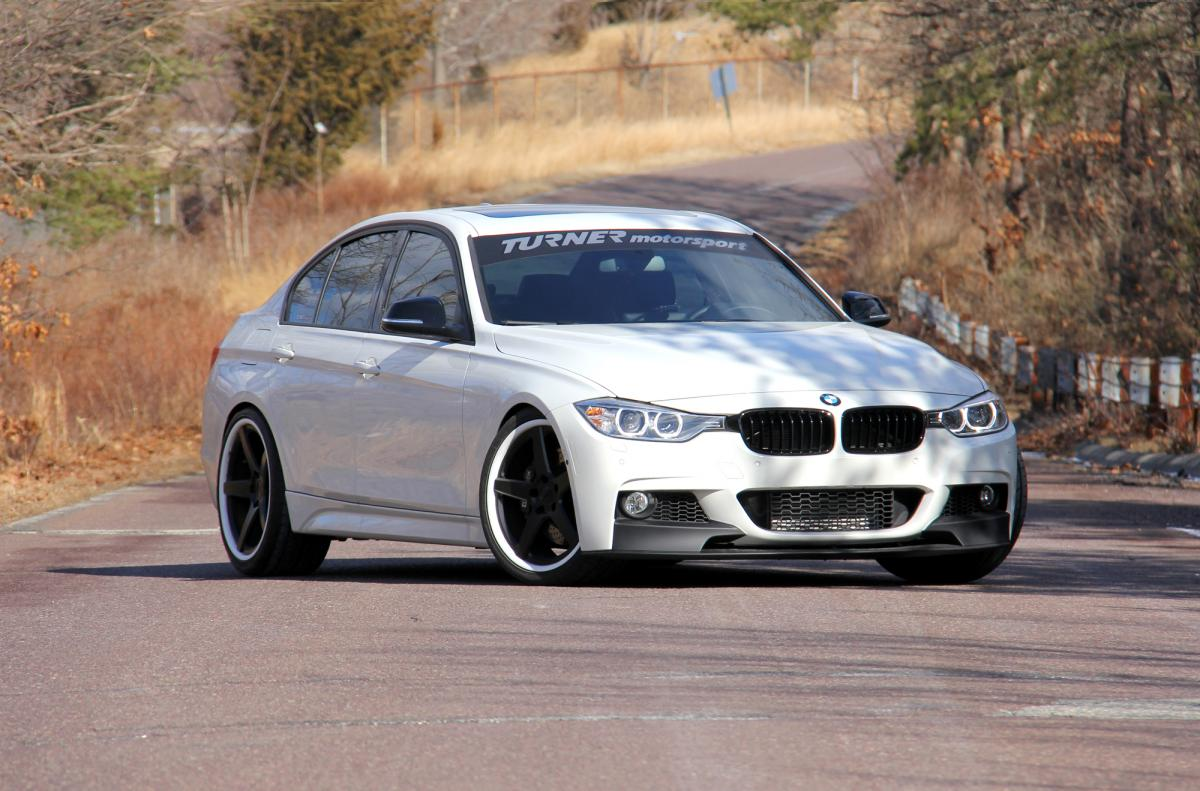 F30 3 series M sport conversion