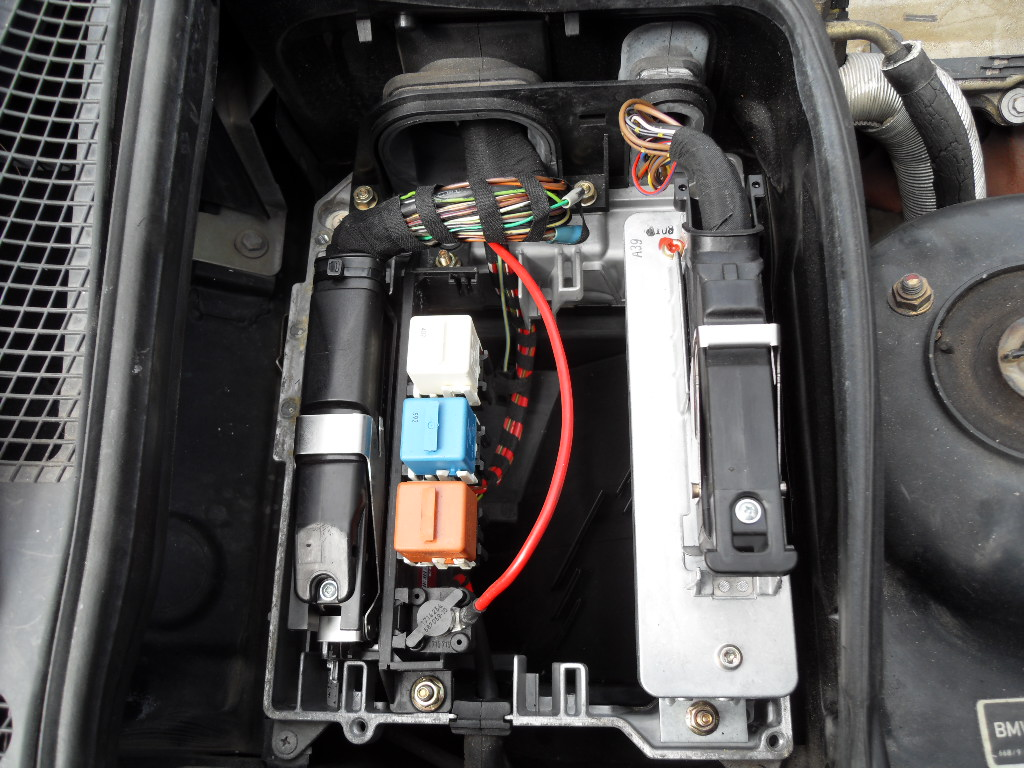 E34 M50b20 Fuse Question Box In Car Clicks Thread