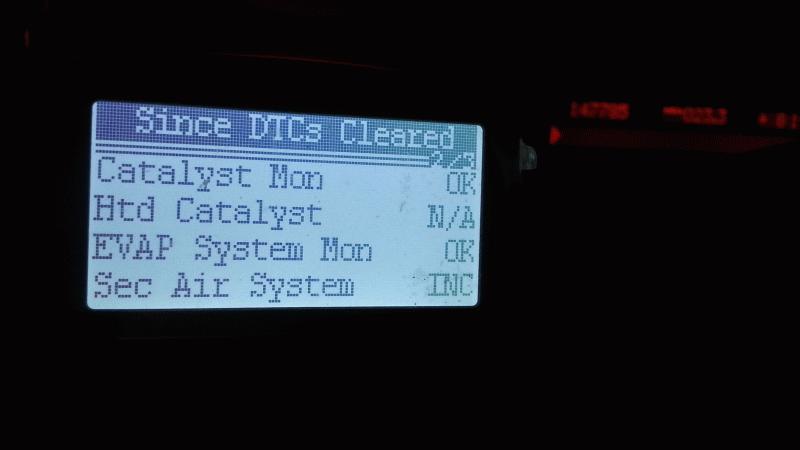 Smog failed due to sensors not ready - Bimmerfest - BMW Forums