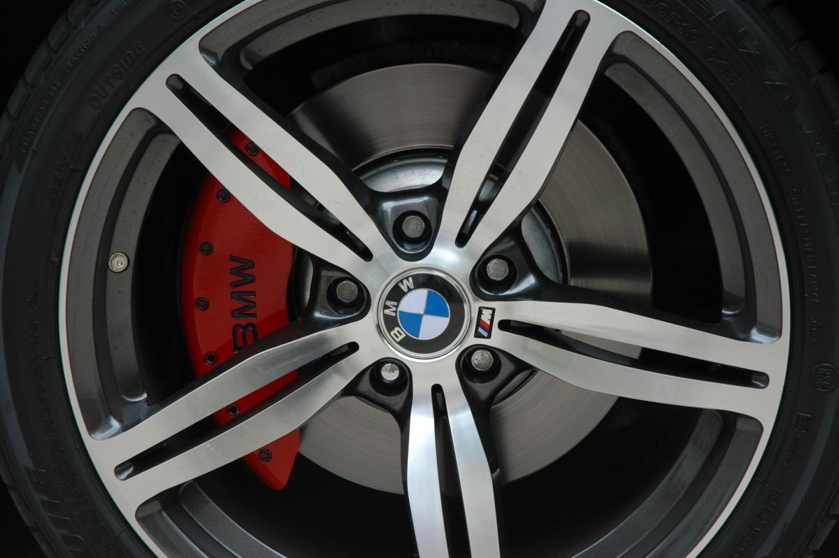 Bmw Z4 Brake Caliper Covers