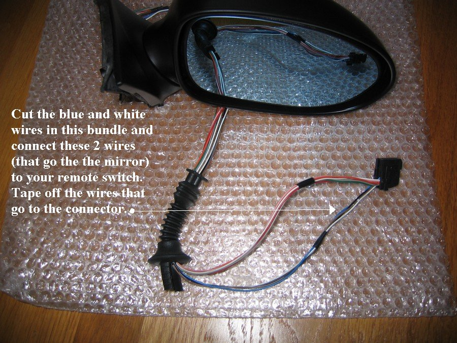 Bmw e rear view mirror wiring diagram image collections