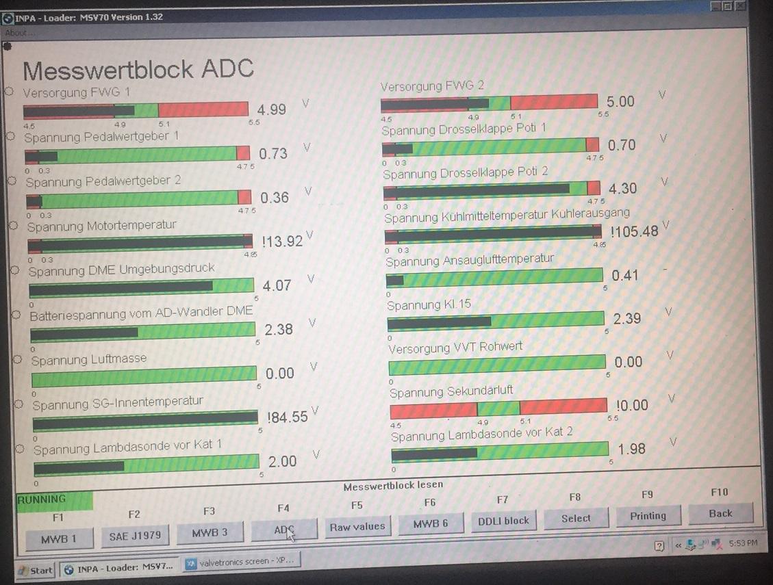 Valvetronic Motor calibration - Bimmerfest - BMW Forums