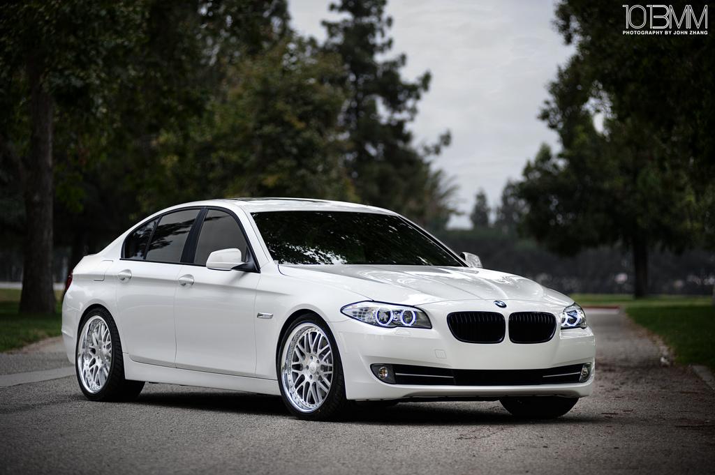 MMcomJohn Zhang Stunning F I Photos Bimmerfest BMW - 2011 bmw 5 series rims