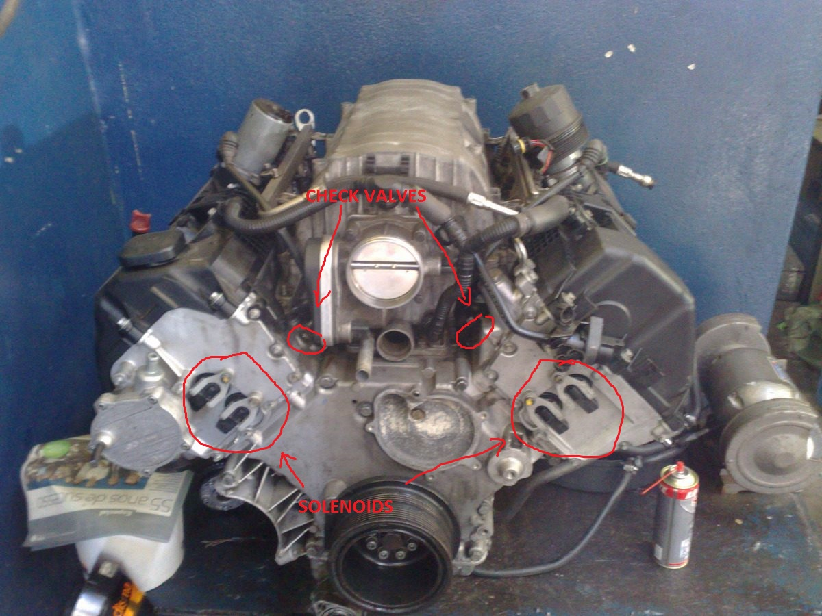 Vacuum Diagram Bmw 550i 2007 Guide And Troubleshooting Of Wiring 530i Engine Coolant Rough Idle Random Misfire Erratic Rpm Page 2 2010