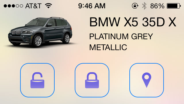 better BMW remote app