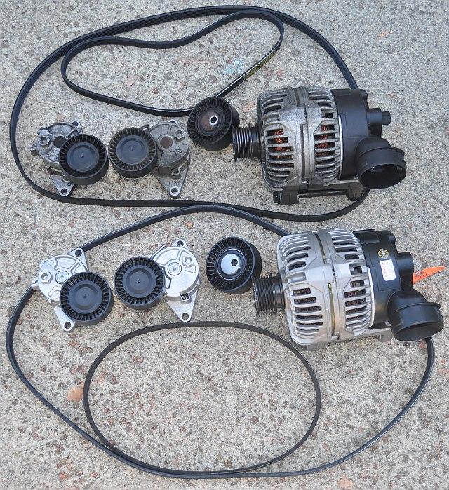 DIY: 1998 528i Bosch Alternator Rebuild for $30