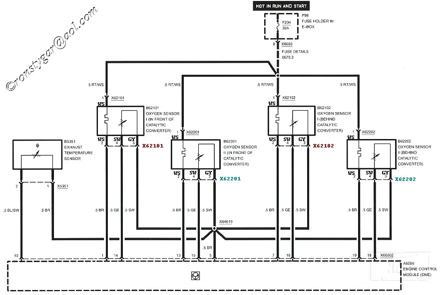 Bmw E39 Wiring Diagrams Pdf - Wikishare