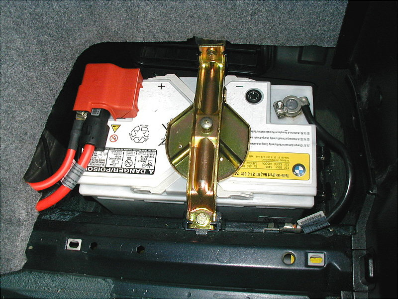 Thread Can You Determine The Age Or Installation Date Of Oem Bmw Battery