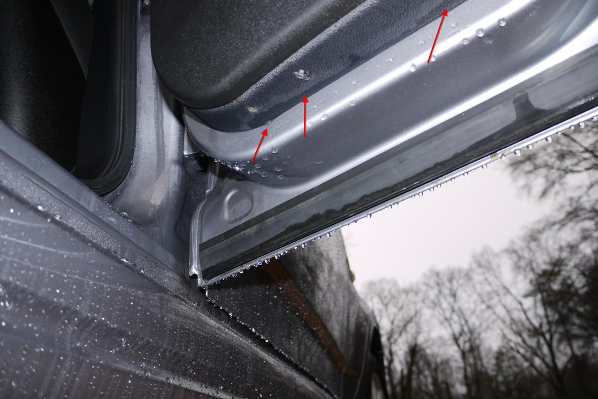 Bmw E Rear Door Glass