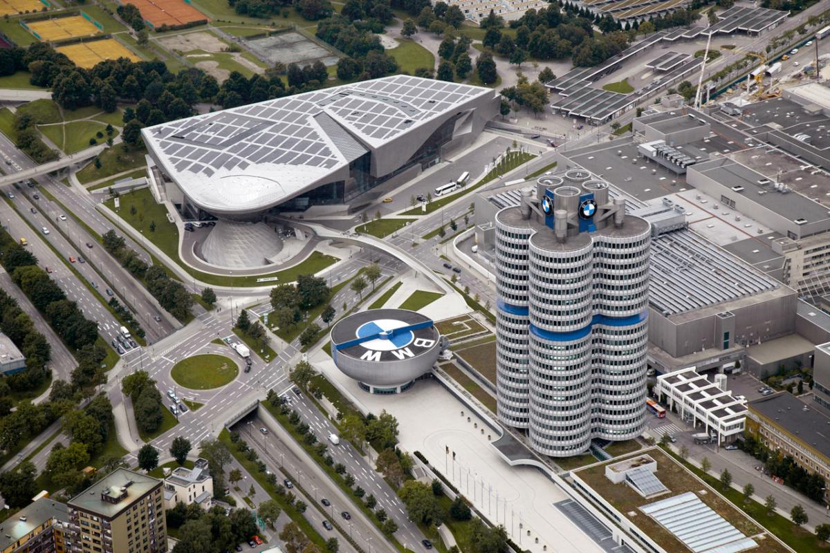 BMW Reports First Quarter Results
