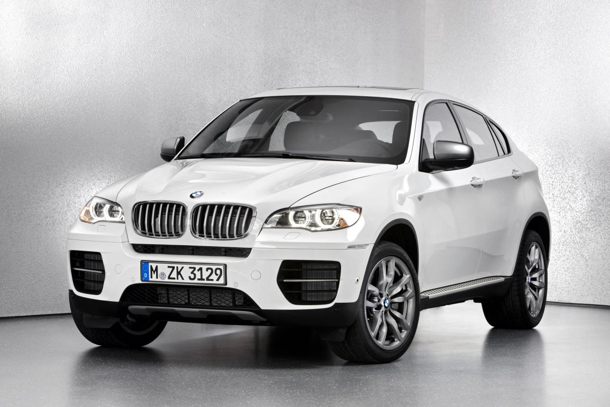 BMW X6 too complicated for Americans
