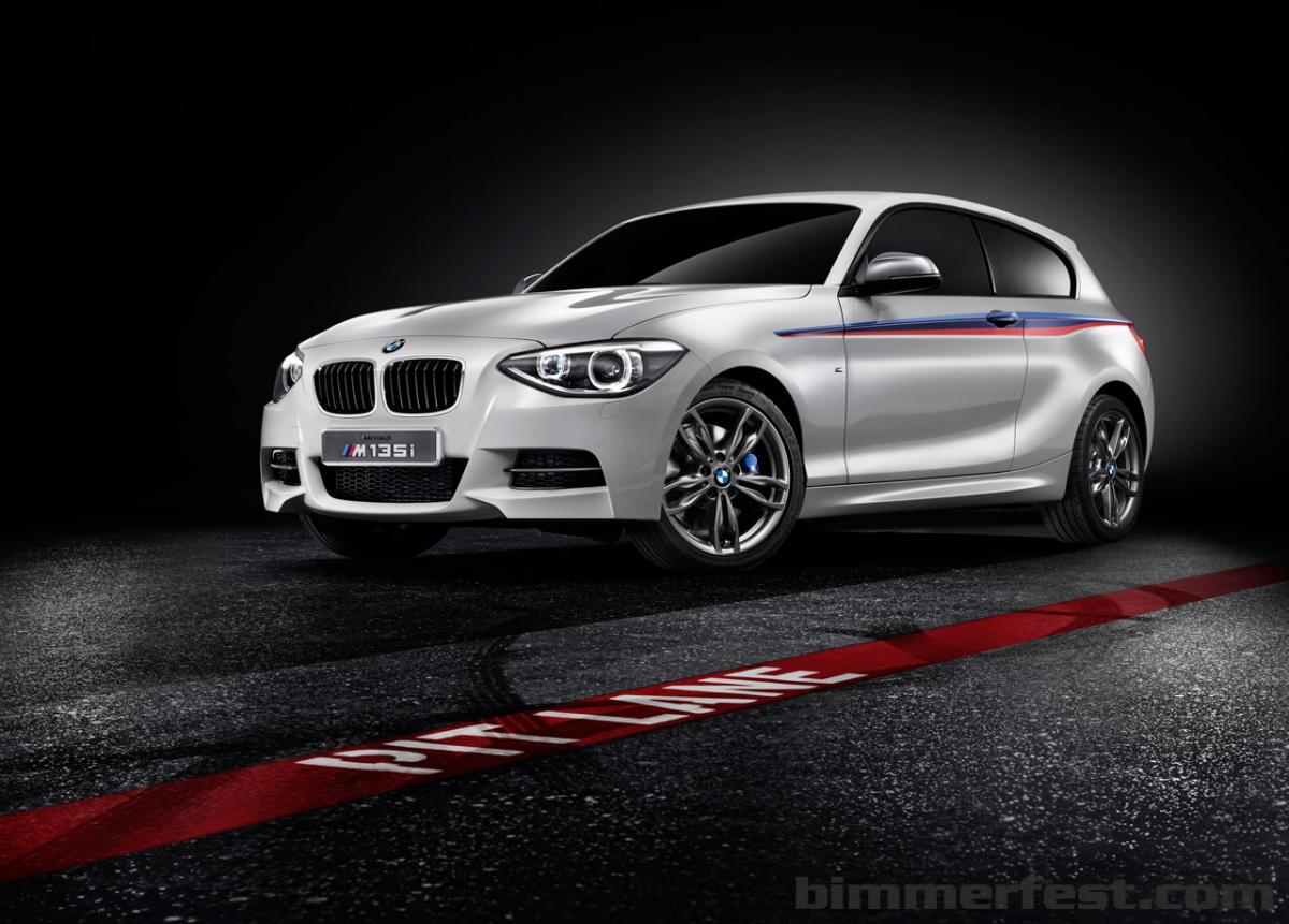 First driving review of the BMW M Performance Auto M135i