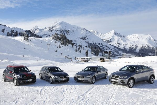 �Intelligent Power Transmission with BMW xDrive and MINI ALL4�