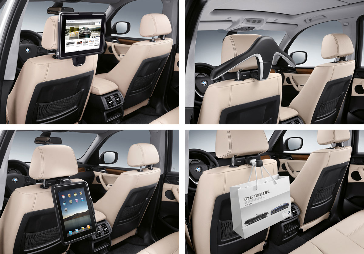 BMW Travel and Comfort System