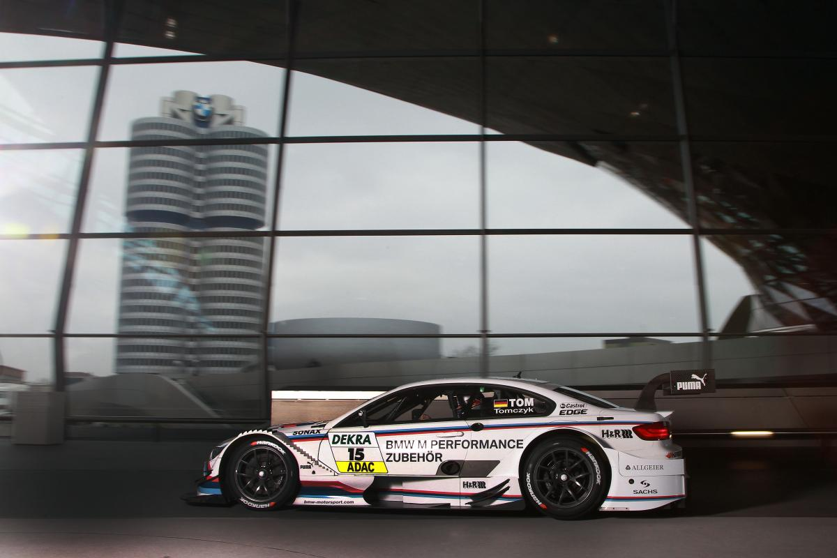 BMW 2013 DTM Race Season