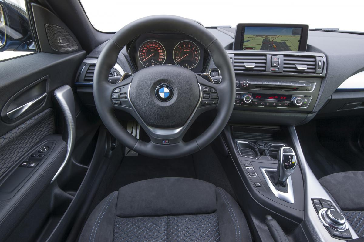 BMW M135i Launch Control