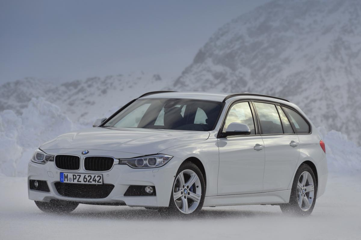 3 Series Sport Wagon All Wheel Drive