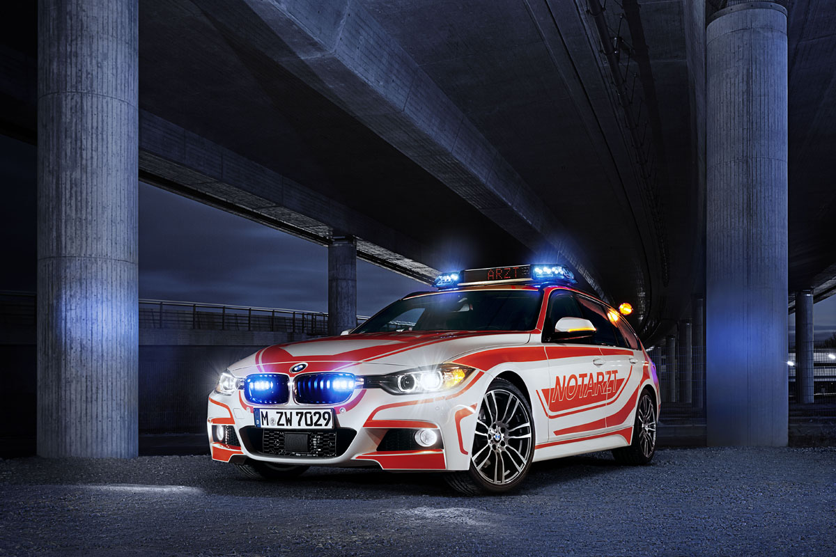 BMW Emergency Vehicle
