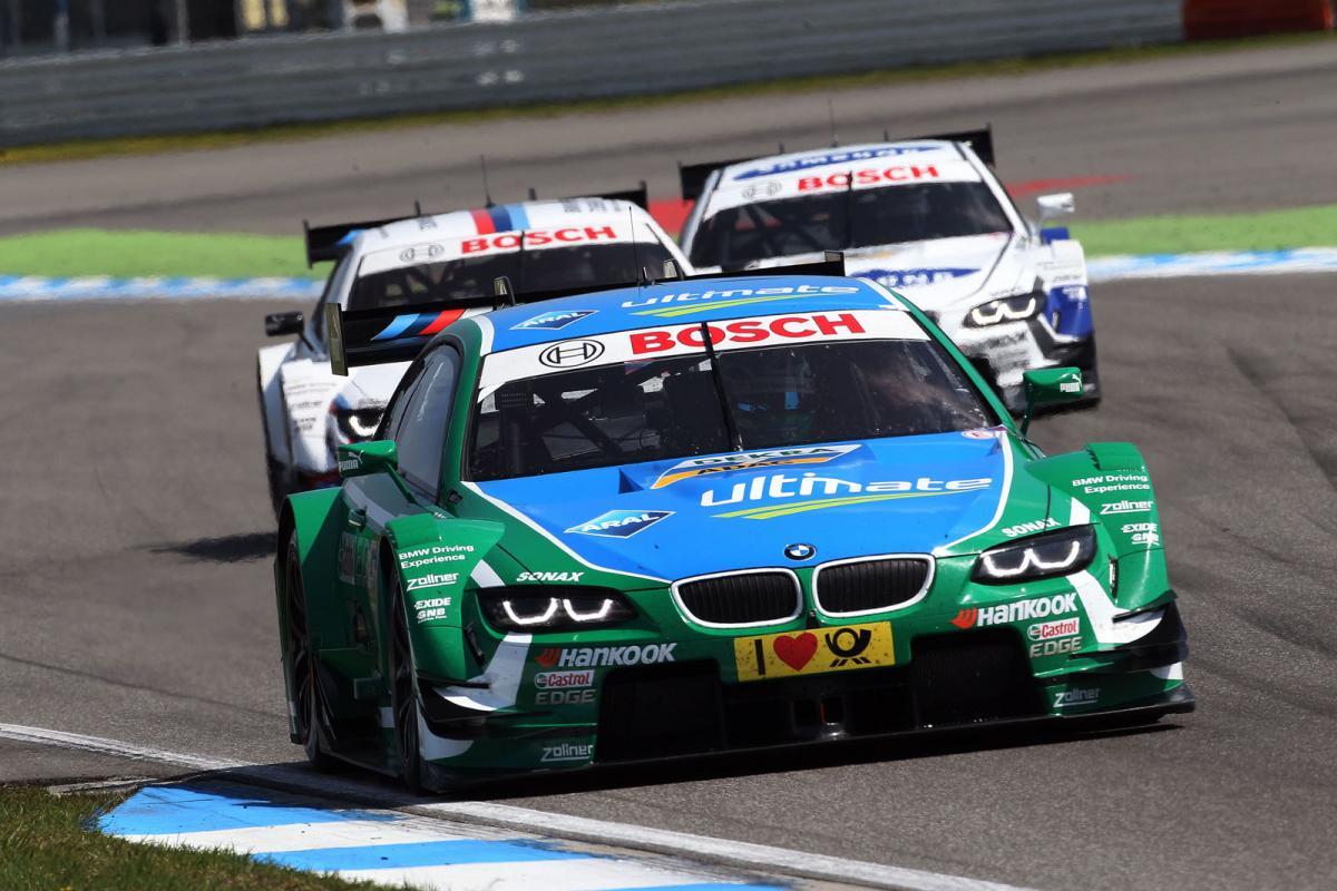 2013 BMW DTM Season
