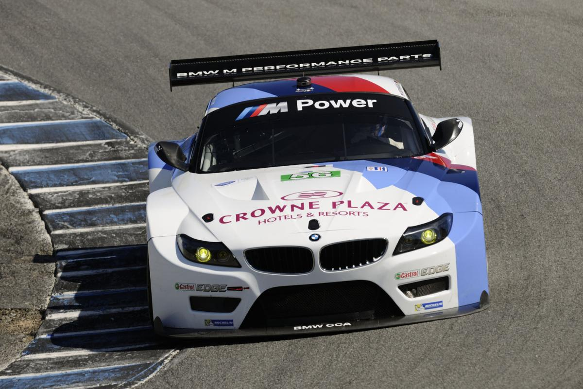 BMW Team RLL Qualifies 5th and 8th