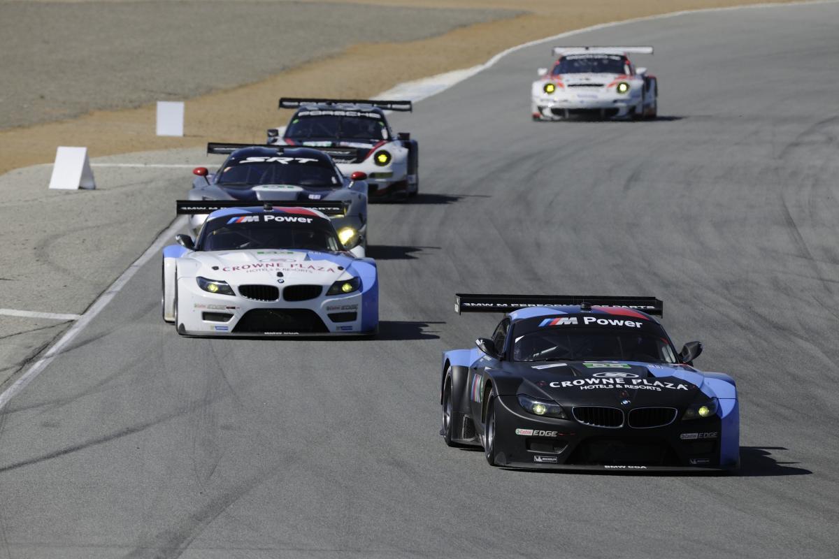 2013 ALMS Monterey BMW Z4 GTE
